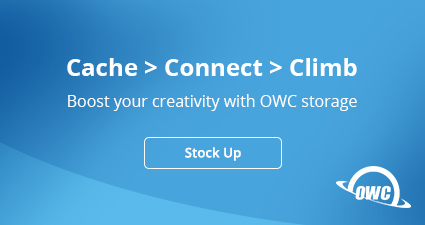 OWC brand page