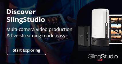 Discover SlingStudio