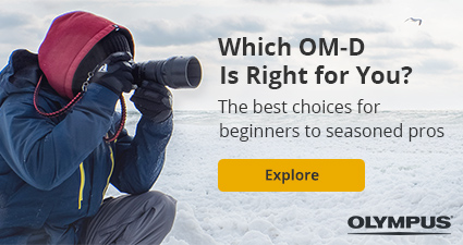 Discover Olympus OM-D