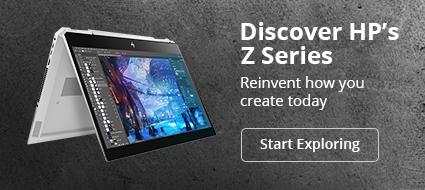 Discover HP Z