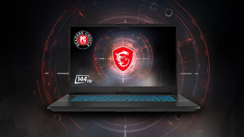 """MSI 17.3"""" Crosshair 17 Gaming Laptop"""