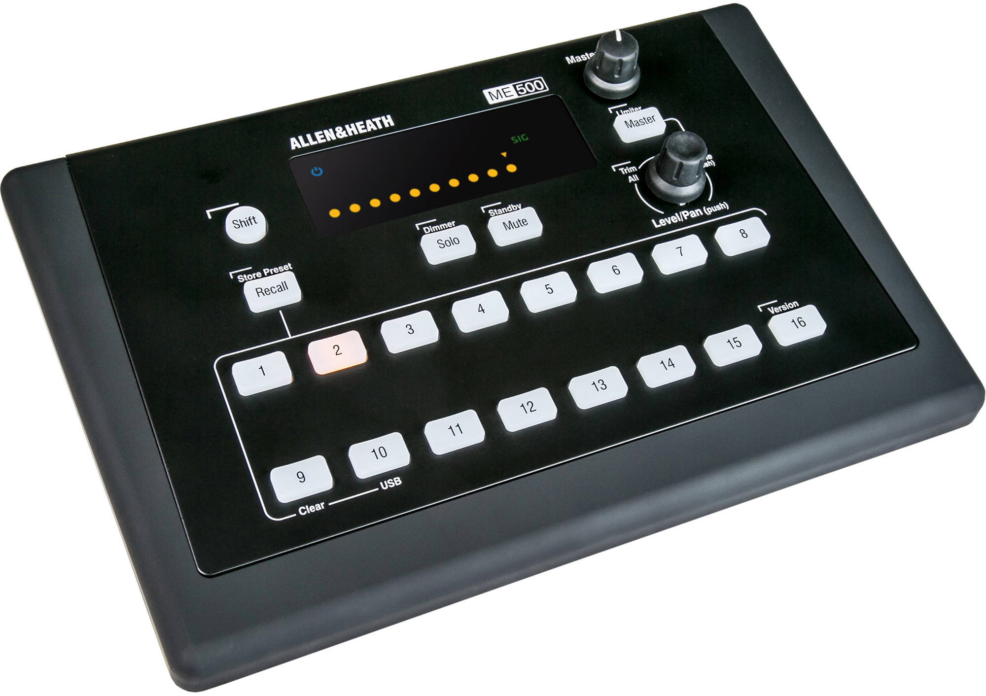 Five Personal Monitor Mixing Systems for the Studio and