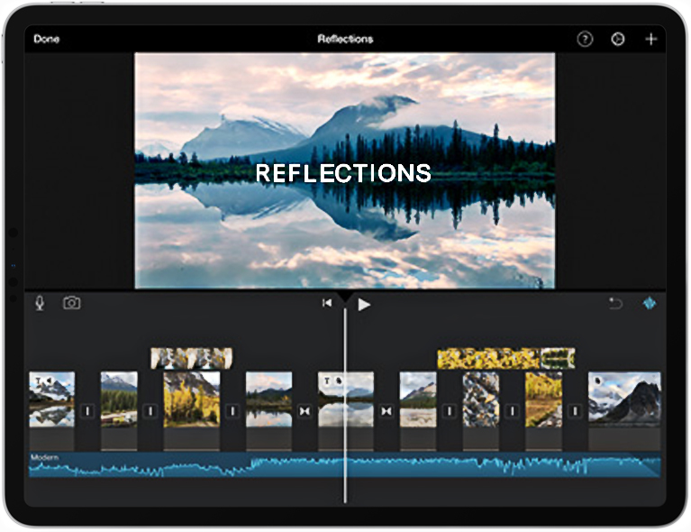 Filmmakers: Take the iPad Pro from Pre-Production to Post