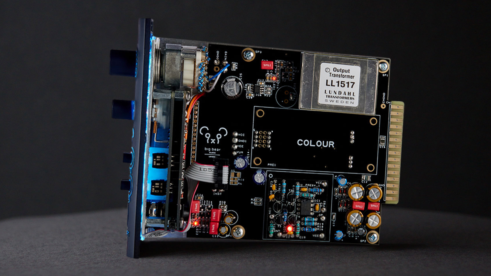 500 Series Guide To Effects Bh Explora Modular Audio Preamplifier Big Bear Mp1 Microphone With Interchangeable Colour Slot