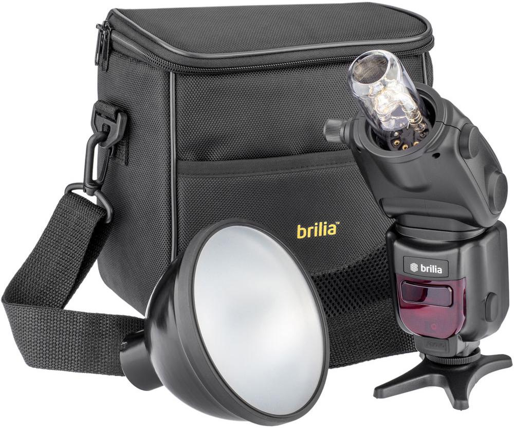 Brilia BB-110N Bare-Bulb TTL Flash