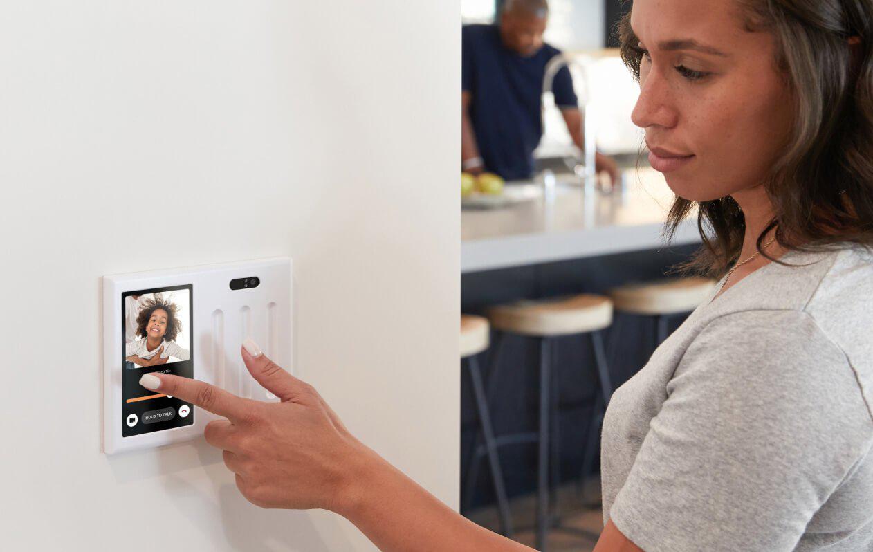Brilliant Smart Home Switch Control