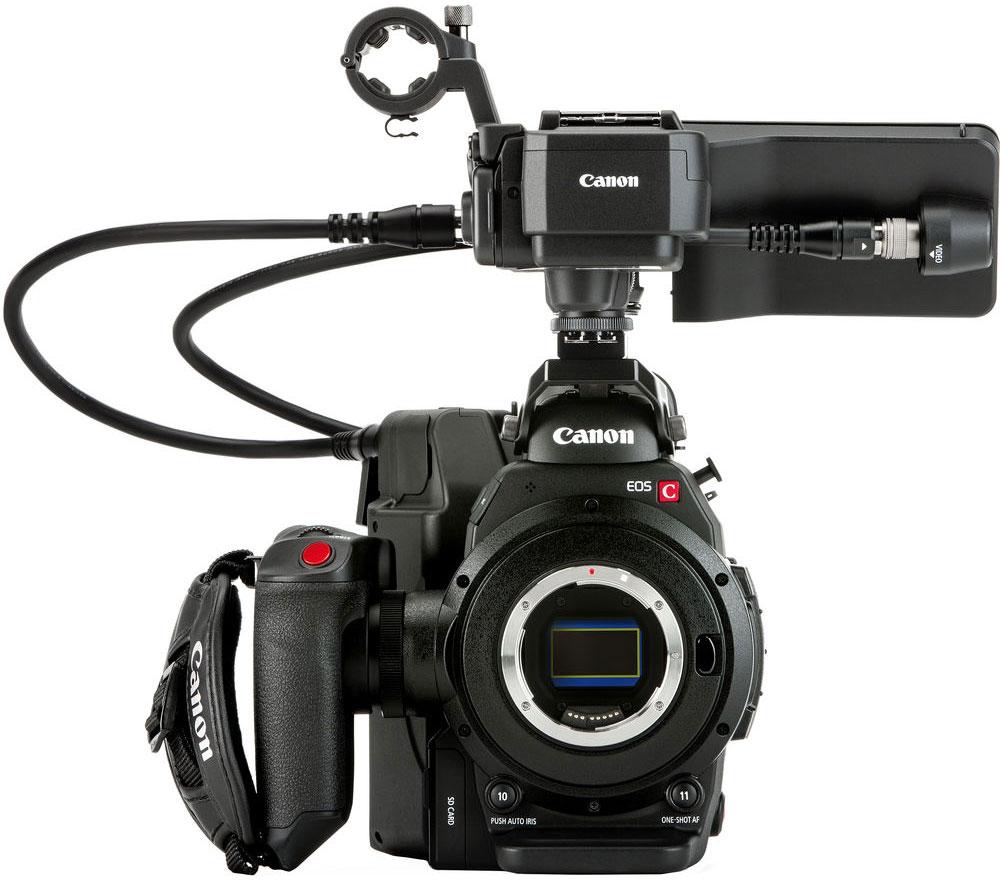 Canon Brings Touchscreen Autofocus to the C300 Mk II | B&H