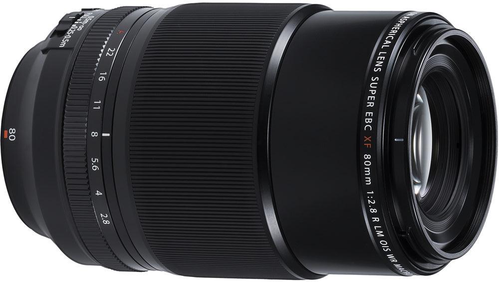 ce4228675ffa Fujifilm XF 80mm f 2.8 R LM OIS WR Macro Lens