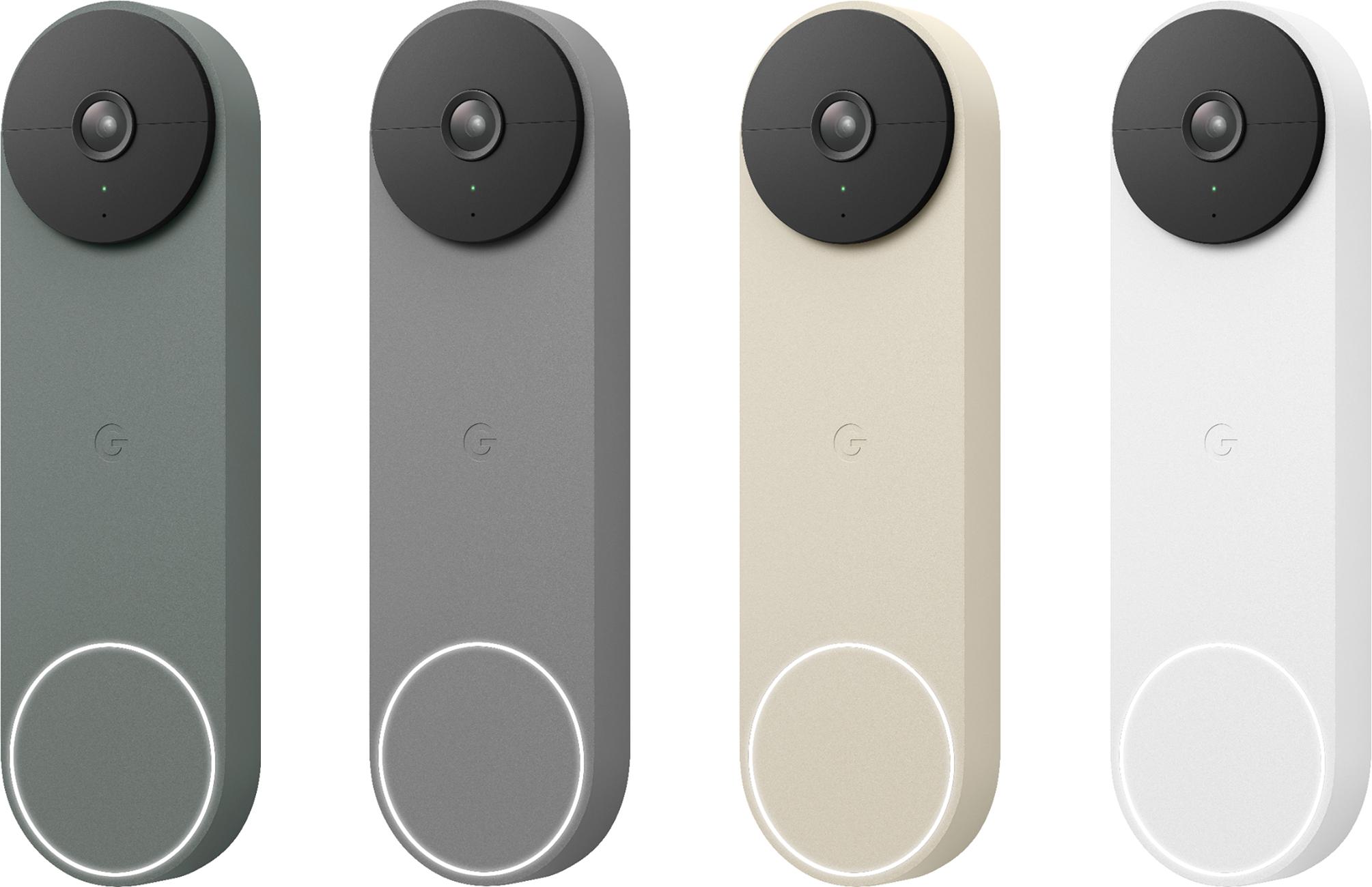 Google Video Doorbell