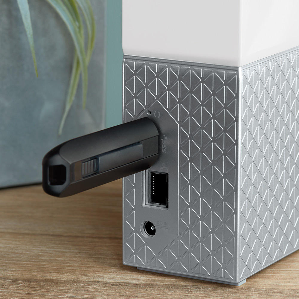 Share Your External Hard Drive to Your Wi-Fi Network | B&H