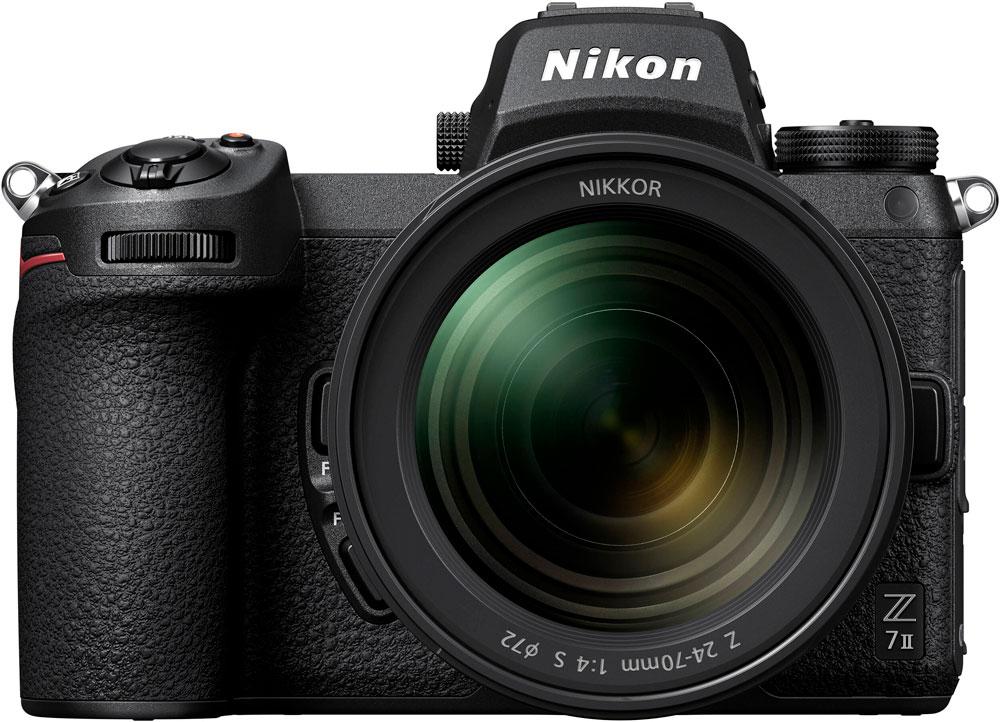 Nikon Z 7II Mirrorless Digital Camera