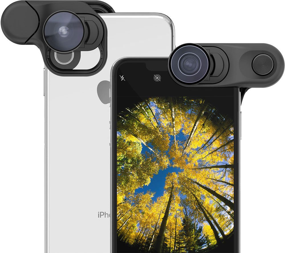 cheap for discount 0f8b1 08b99 New Mobile Photography Lenses & Cases from olloclip   B&H Explora