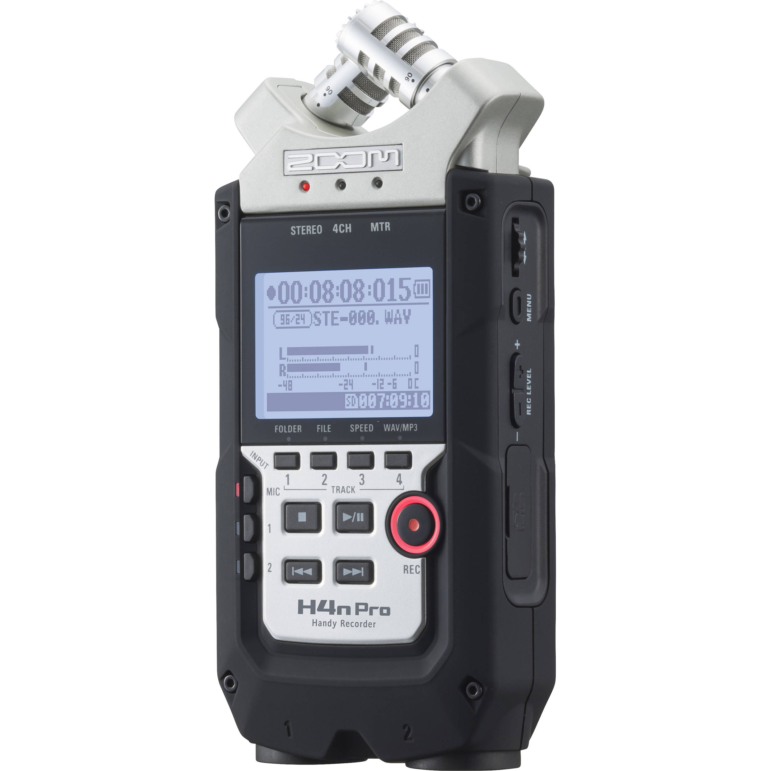 How to Use a Portable Audio Recorder on a Video Shoot | B&H