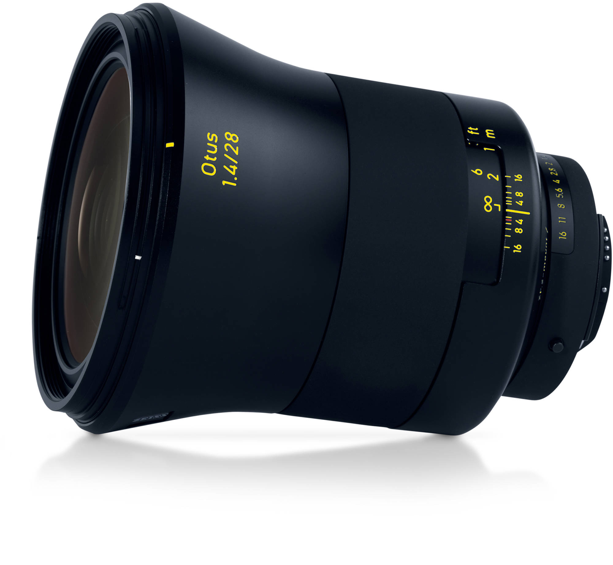 Zeiss Otus 28mm f/1.4 ZF.2 Lens for Nikon F