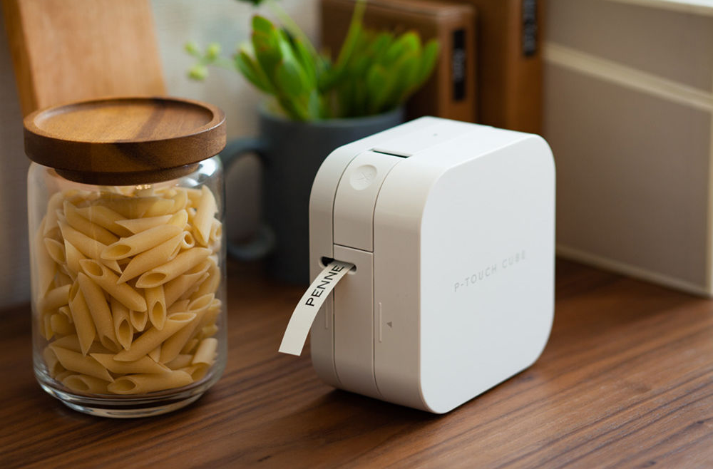 Brother P-touch CUBE Bluetooth Label Maker