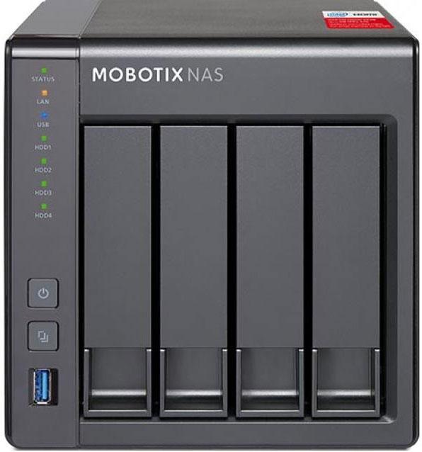 MOBOTIX Mx-S-NAS4A-16 4-Bay NAS Enclosure