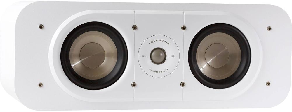 Polk Audio Signature E Series S30e Two-Way Center Channel Speaker