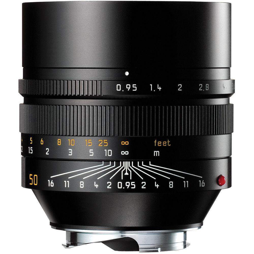 Leica Noctilux-M 50mm f/0.95 ASPH. Lens