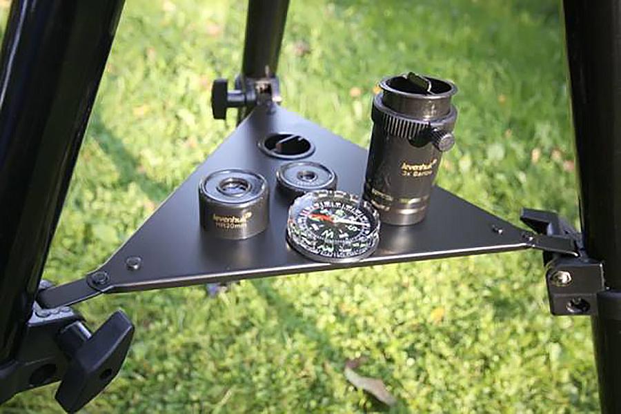 Levenhuk telescopio ac 90//600 Strike plus az