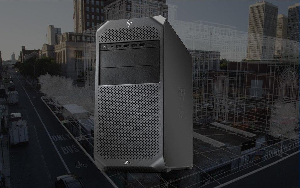 HP Z2 G4 Tower Workstation