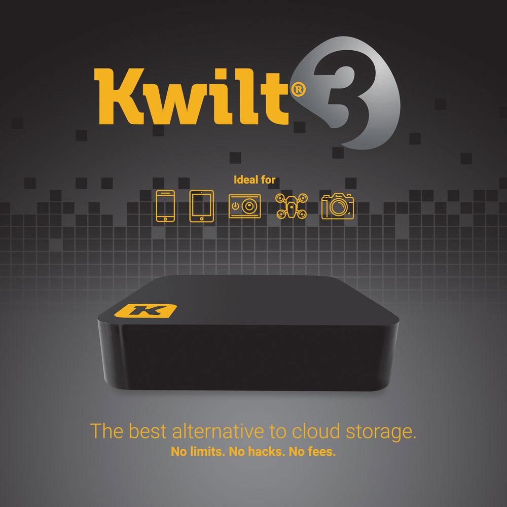 Kwilt3 Personal Cloud Hub