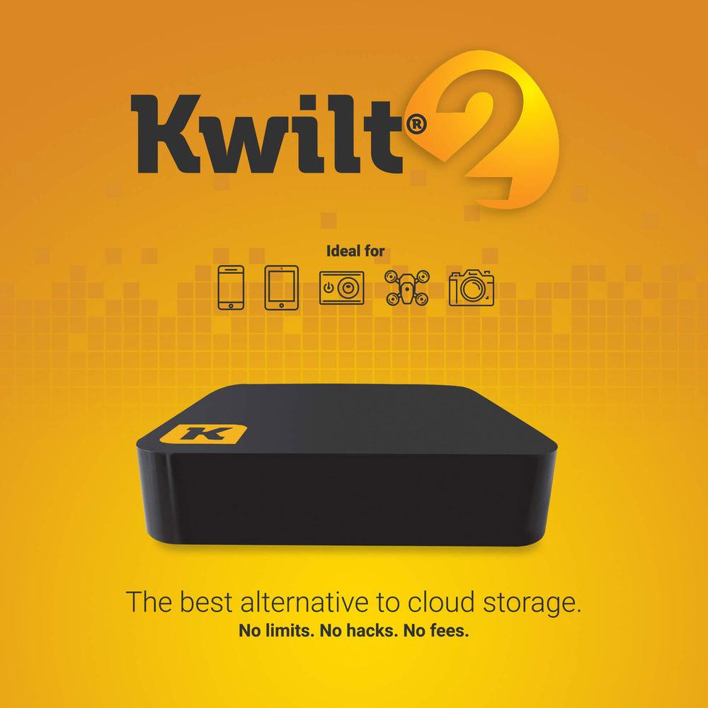 Kwilt2 Personal Cloud Hub