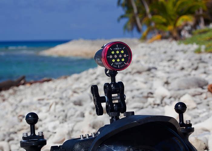 Light & Motion SOLA Photo 1200 LED Dive Light