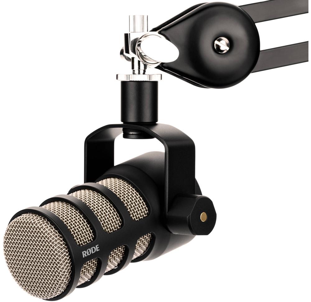 RØDEPodMic Dynamic Podcasting Microphone
