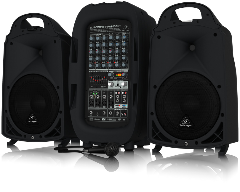 7 All-In-One Portable Speaker Systems for Special Events and