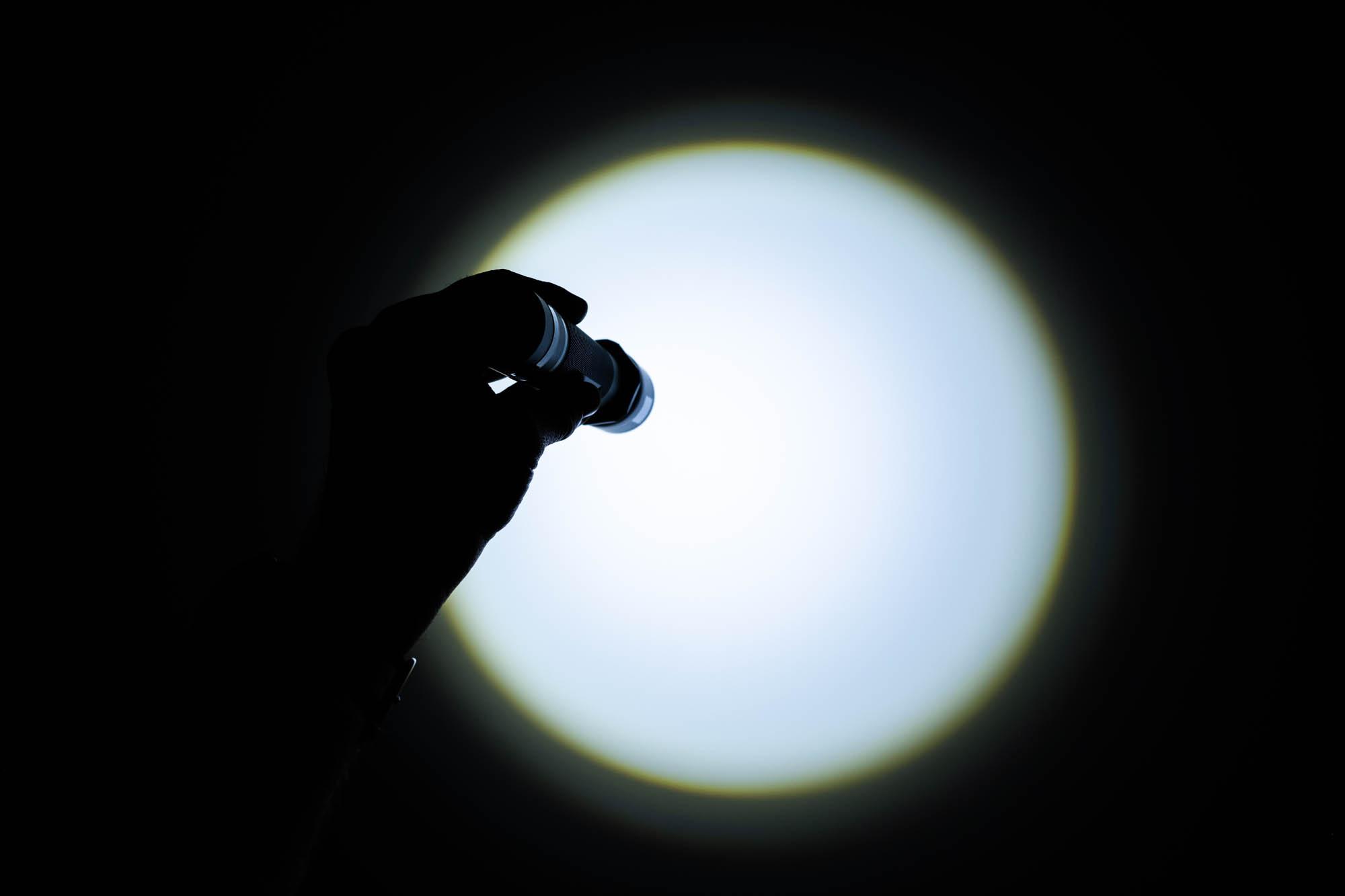 Are COAST Inspection Beam Flashlights the Ultimate Light-Painting Brush?
