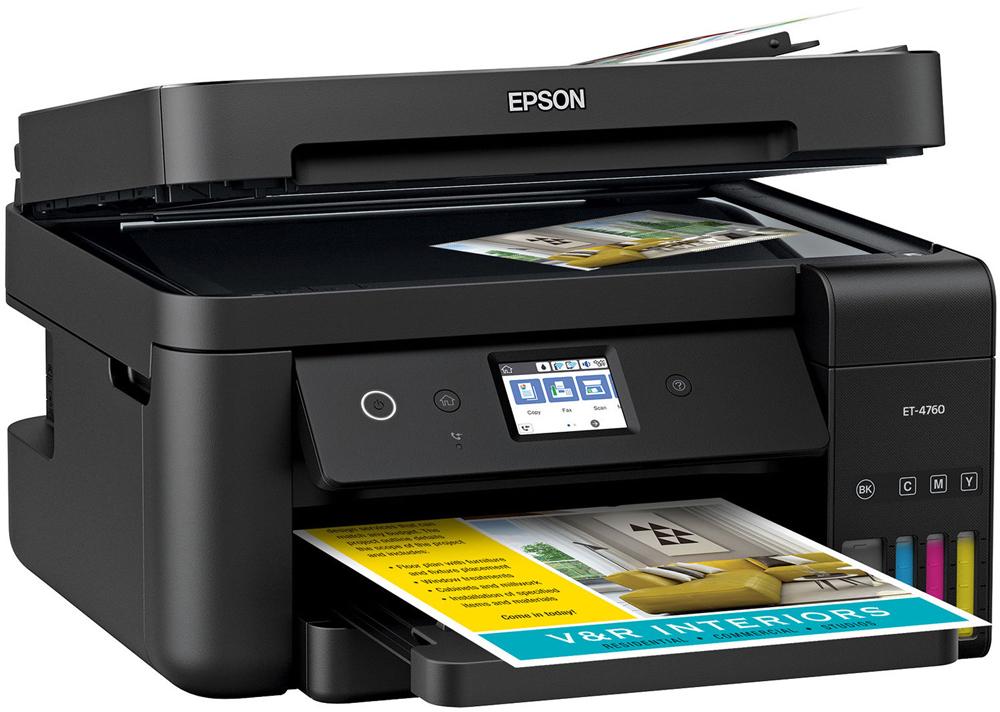 Epson EcoTank ET-4760 All-in-One Supertank Printer