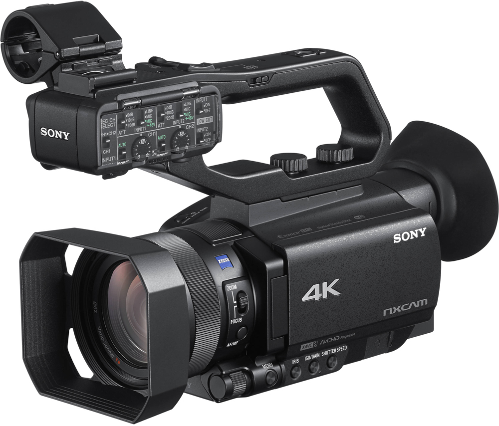 8 Recommended Camcorders And Cameras For Vlogging B H Explora