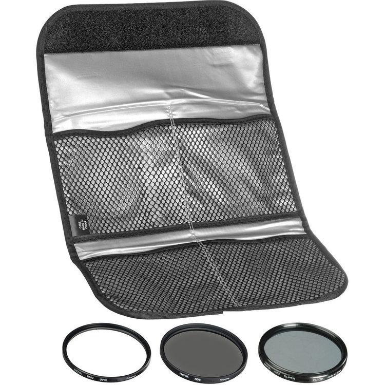 Hoya 58mm Digital Filter Kit II