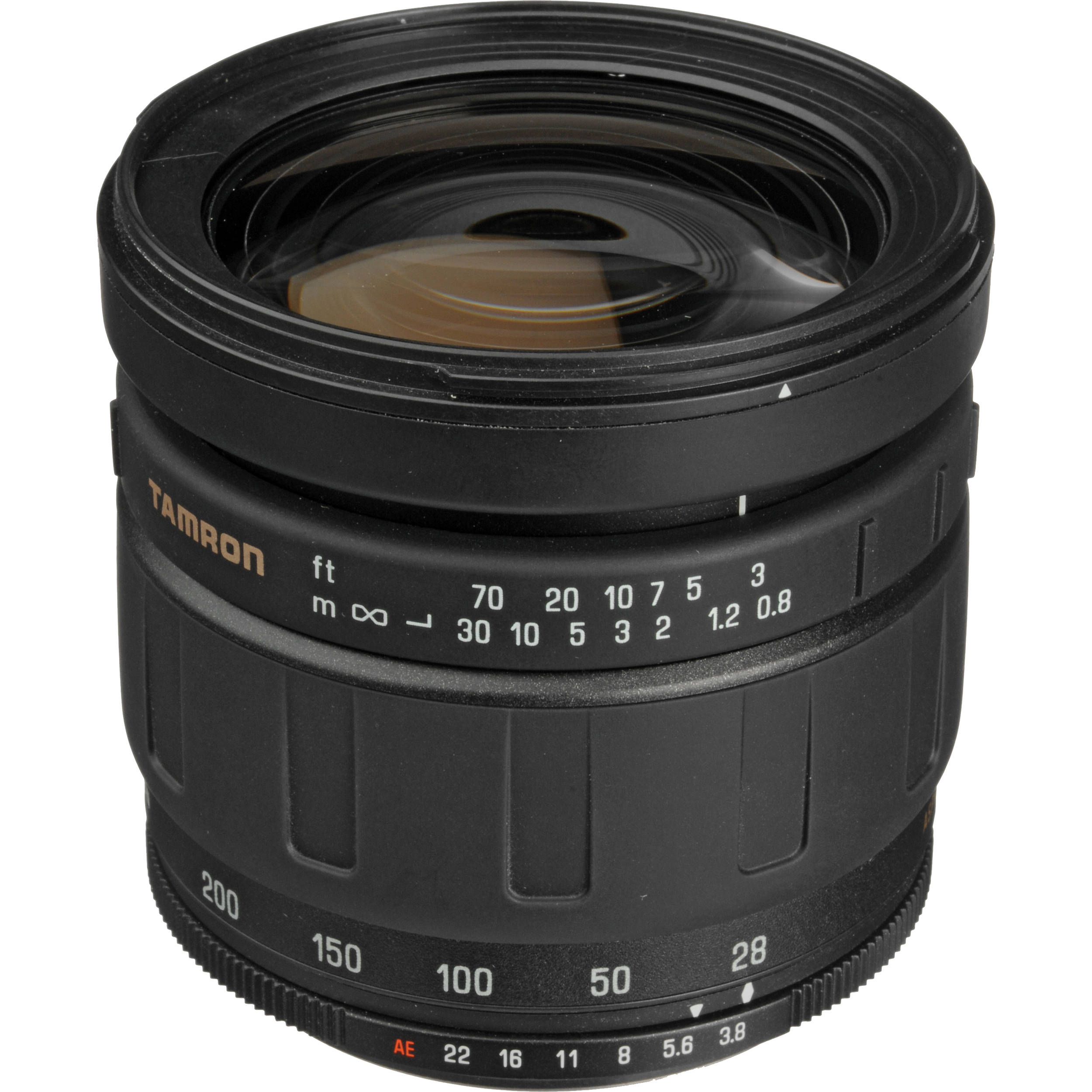 81cbaa7831d4 First in class  The Tamron Zoom Wide Angle-Telephoto 28-200mm f 3.8-5.6  Aspherical LD IF lens