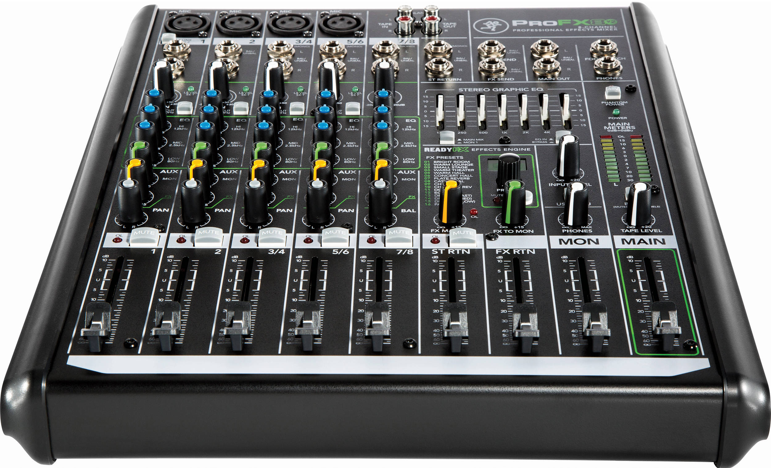 Audio Week: Which Live Sound Front of House Mixer is for You?