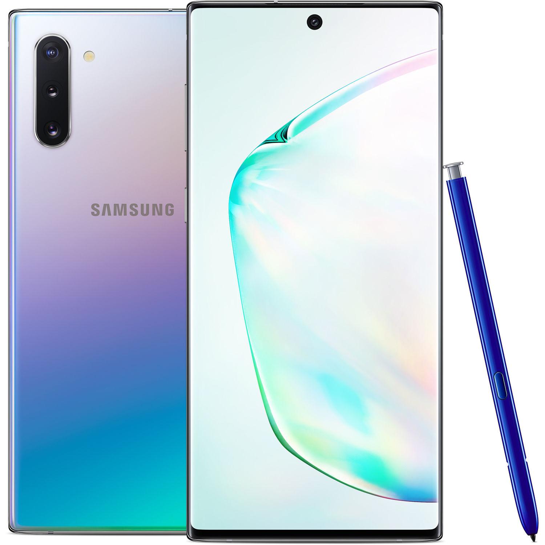 Samsung Galaxy Note10 SM-N970U 256GB Smartphone SM-N970UZSAXAA