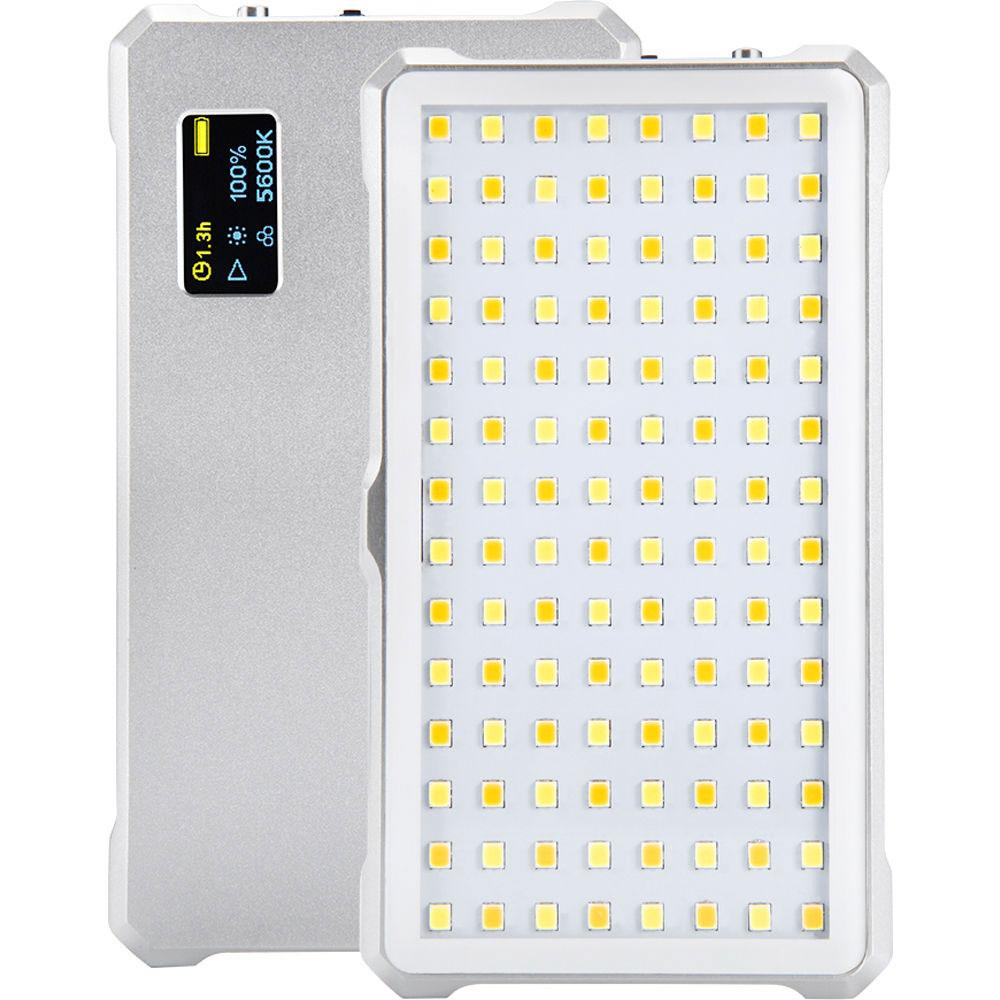 LituFoto F12 Portable Bi-Color LED Video Light