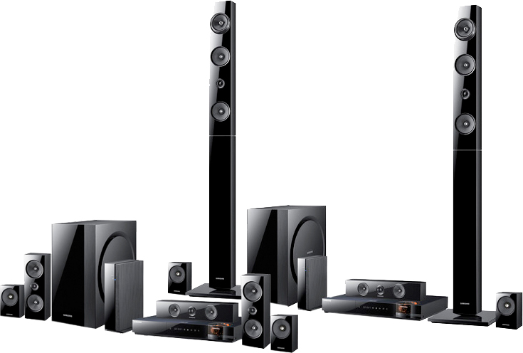 two ultimate home theater systems new from samsung b h explora. Black Bedroom Furniture Sets. Home Design Ideas