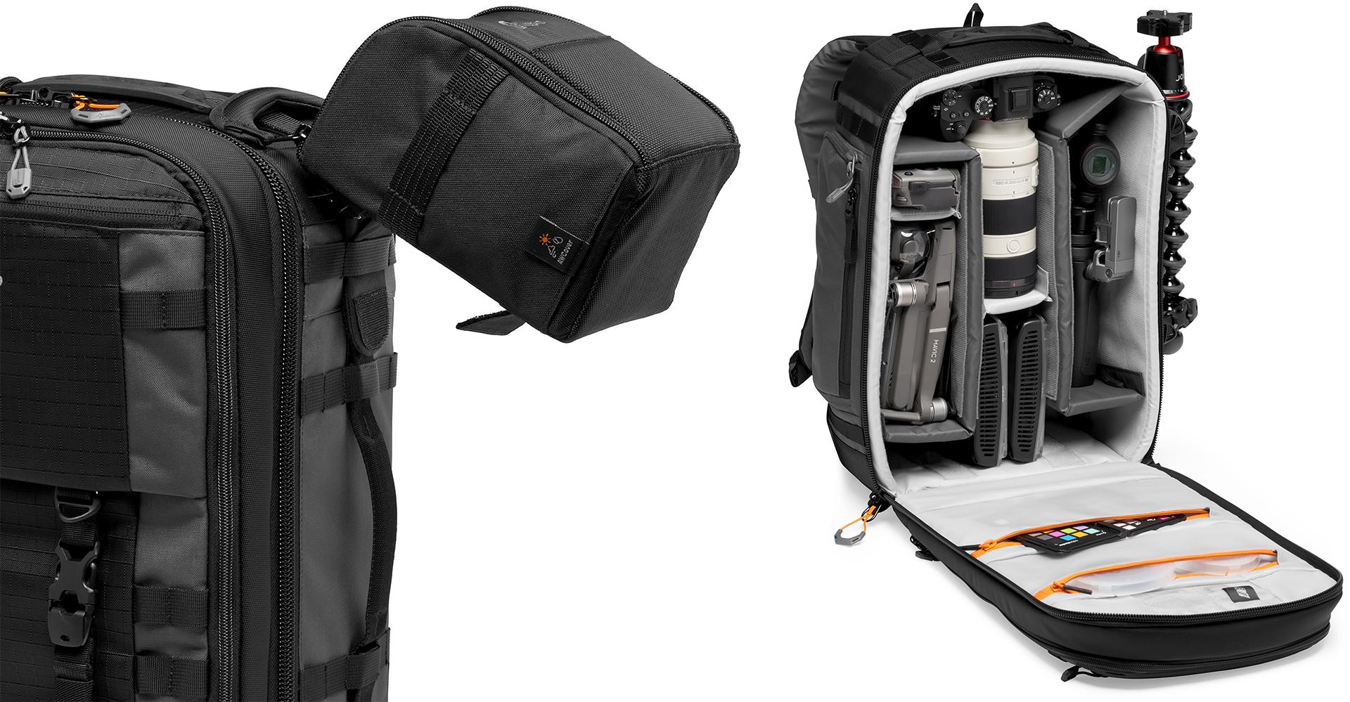 Lowepro Updates Pro Trekker Series with Four New Backpacks