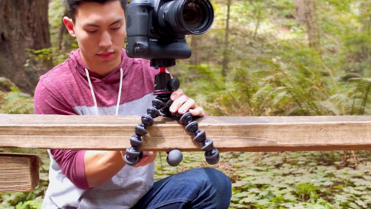 JOBY GorillaPod 3K Flexible Mini-Tripod