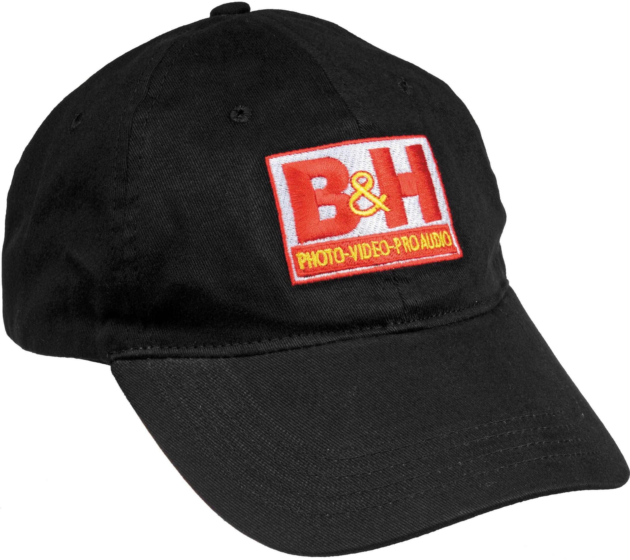 B&H Photo Video Logo Baseball Cap