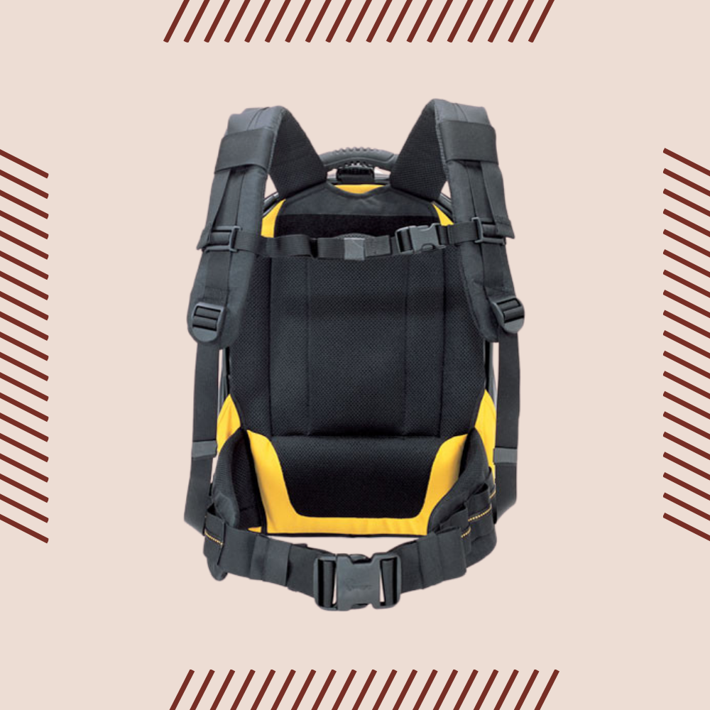 """How are the harnesses on the bag you are considering? Are the straps well padded? Do the back pads on the backpack """"breathe""""? These are all considerations especially when carrying heavy loads."""