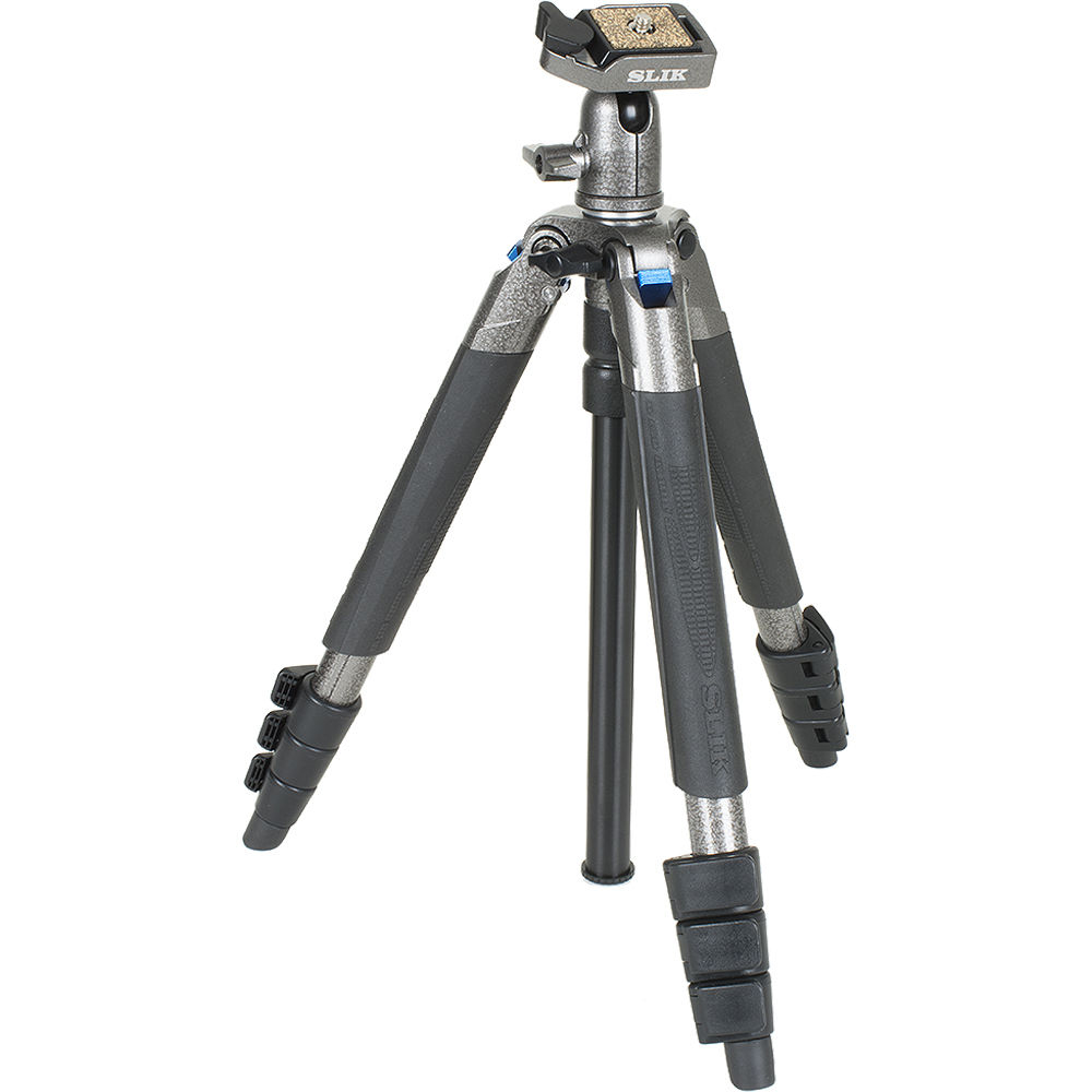 Lightweight Tripod Camera Portable Tripod Lightweight Tripod With Adjustable-height Legs Outdoor Compact Aluminum Camera Tripod Monopod Suitable For Mobile Digital SLR Camera Combining Practicality an