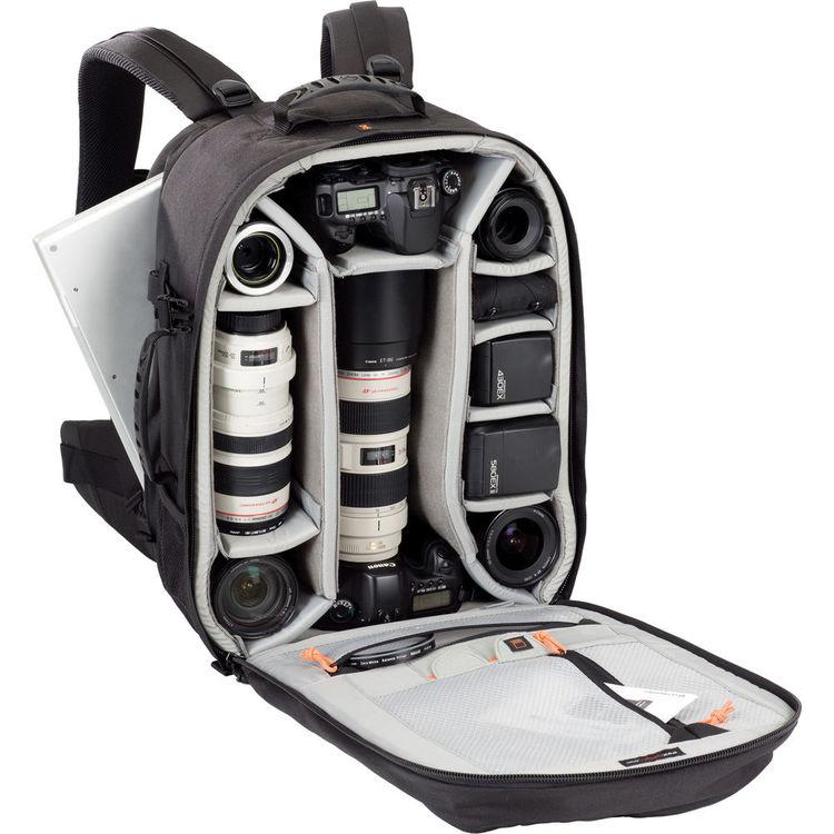Essential gear for savvy wedding pros bh explora for Wedding photographer camera bag