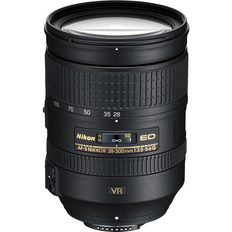 3 X Nikon Lens for Full Frame