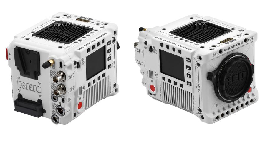RED V-RAPTOR 8K VV cinema camera