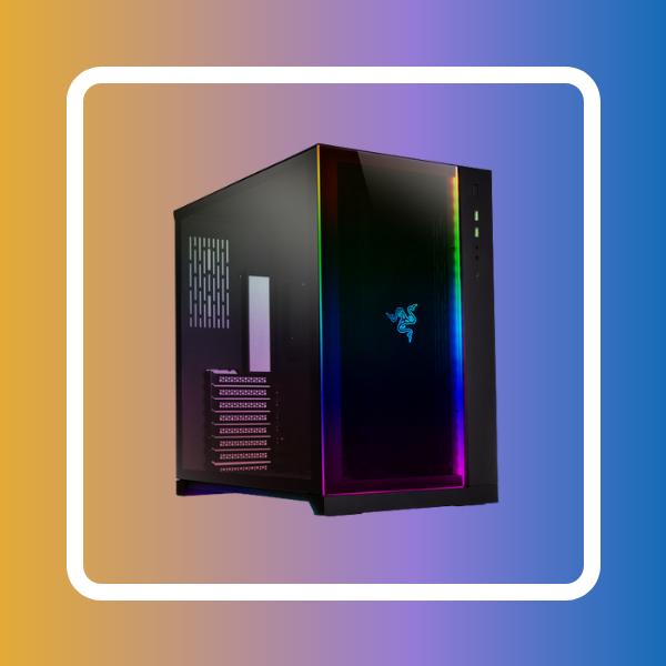 Lian Li PC-O11 Dynamic Mid-Tower Case (Razer Edition)