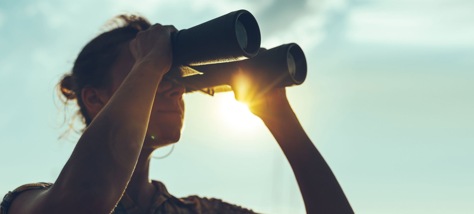 Binoculars and spotting scopes will still give you the best views. Don't put them away!