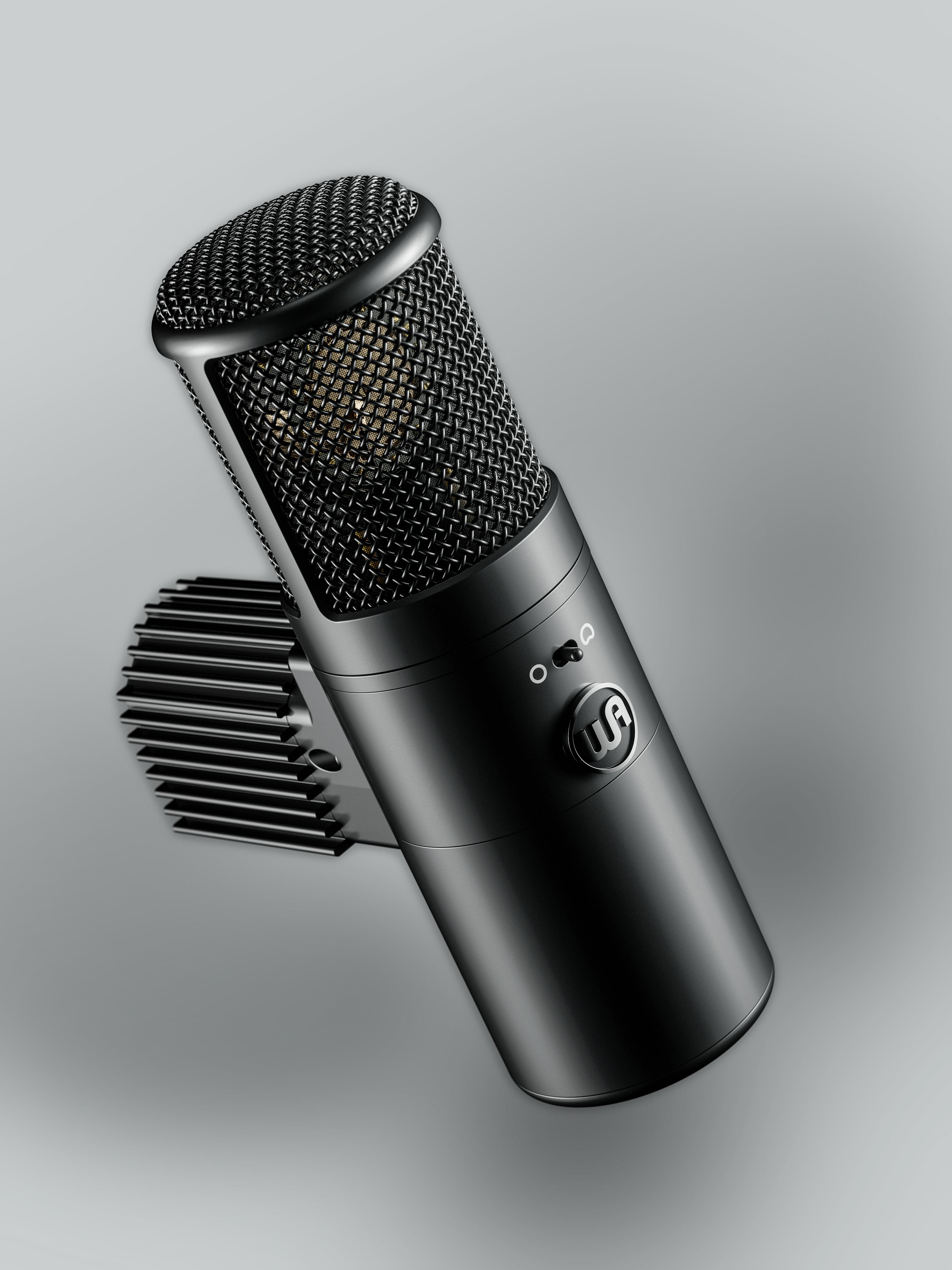 Warm Audio WA-8000 Large-Diaphragm Multipattern Tube Condenser Microphone