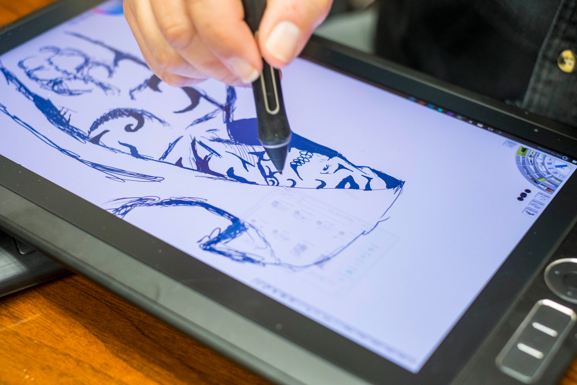 In the Field with the Wacom MobileStudio Pro | B&H Explora